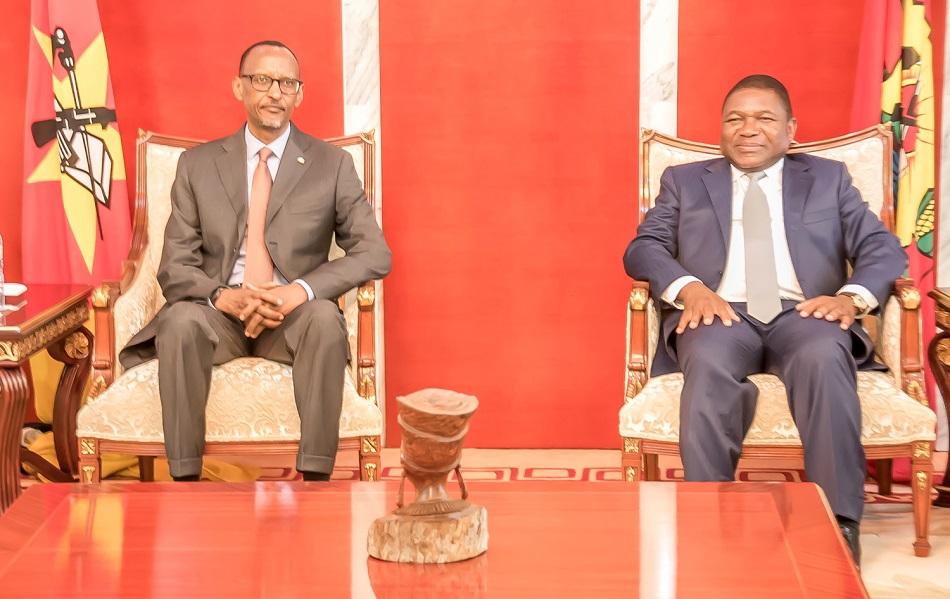 Visita de Estado do Presidente de Ruanda a Mocambique (3)
